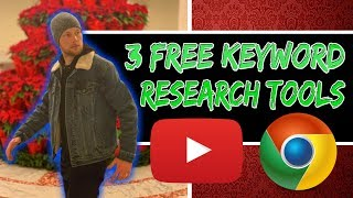 3 Free Keyword Research SEO Tools – How To Do Keyword Research In 2019
