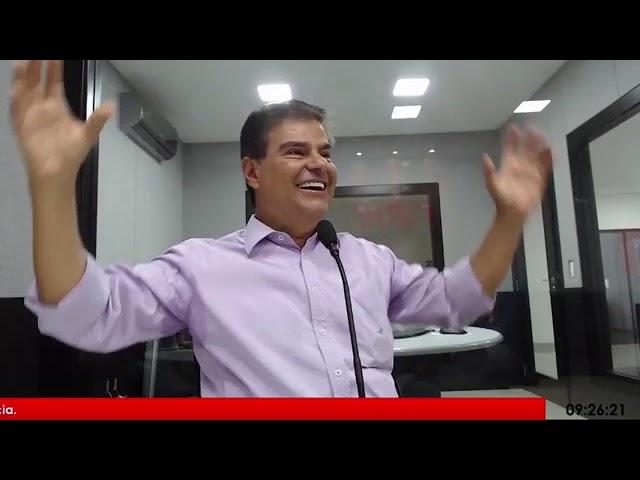 Entrevista CBN Campo Grande: Nelsinho Trad, pres. PTB-MS
