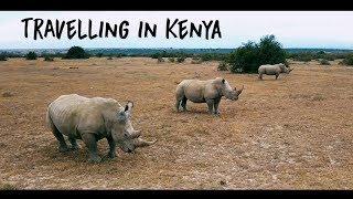 Exploring Kenya