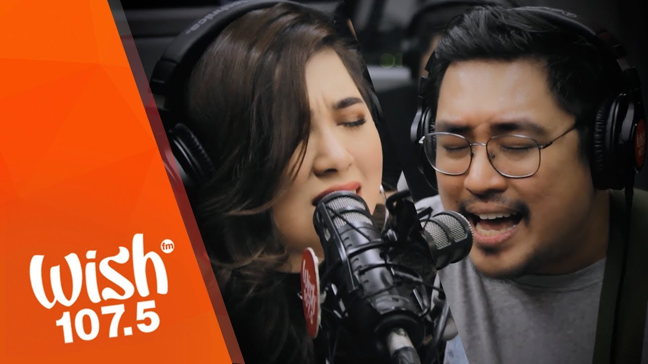 """December Avenue, Moira Dela Torre perform """"Kung 'Di Rin Lang Ikaw"""" LIVE on Wish 107.5 Bus"""