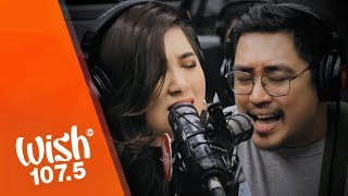 December Avenue, Moira Dela Torre perform Kung Di Rin Lang Ikaw LIVE on Wish 107.5 Bus