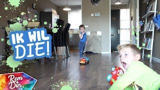WIL JE RUILEN? | Familie Vlog 717