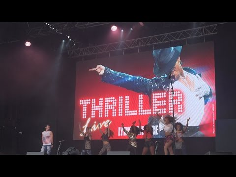 Thriller Live @ West End Live 2015 - Trafalgar Square London. Part 12