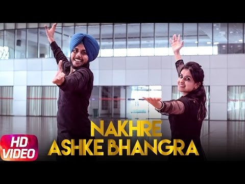 Nakhre | Jassie Gill | Ashke Bhangra | Latest Bhangra Song Collection | Speed Records