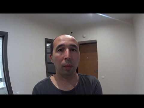 Ремонт квартиры в Чите (видеоотчет). Окончание