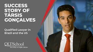 Success Story of Társis Gonçalves - QLTS School's Former Candidate