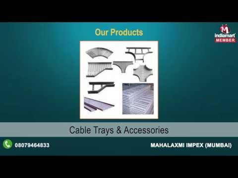Test Terminal Blocks & Cable Trays By Mahalaxmi Impex, Mumbai