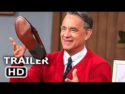 A BEAUTIFUL DAY IN THE NEIGHBORHOOD Trailer # 2 (NEW 2019) Tom Hanks, Fred Rogers Biopic Movie HD