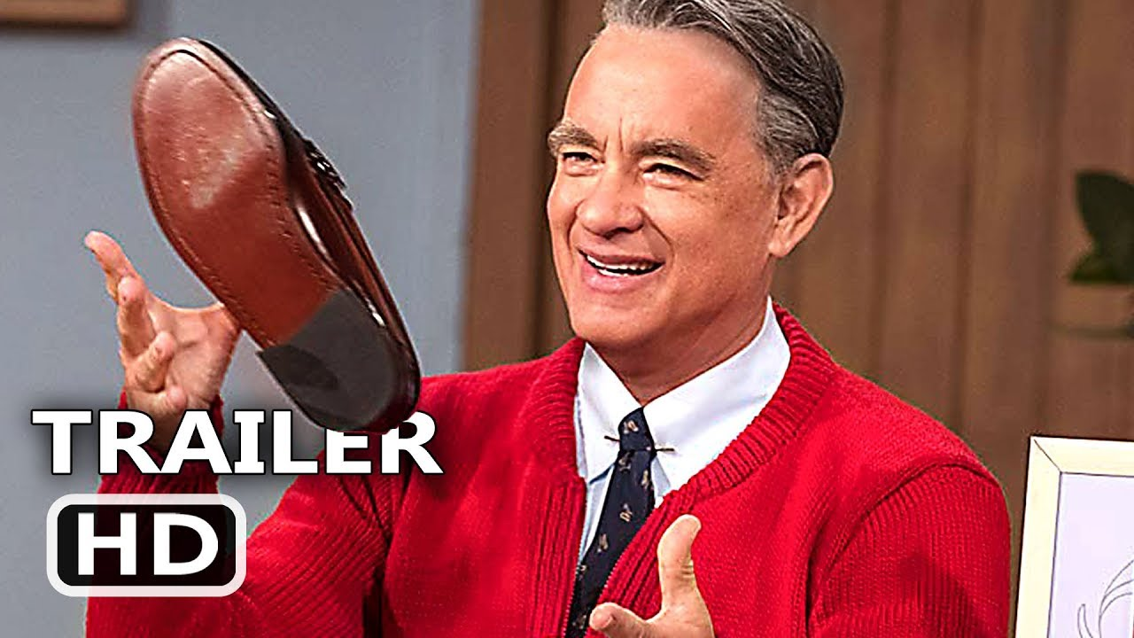 A Beautiful Day In The Neighborhood Trailer 2 New 2019 Tom Hanks Fred Rogers Biopic Movie Hd Youtube