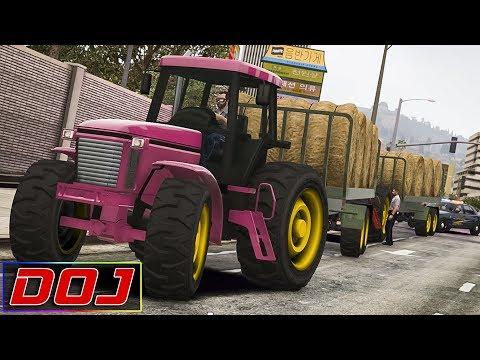 GTA 5 Roleplay - DOJ #74 - Lost Country Boys