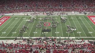 The Ohio State Marching Band 9/9/17 Halftime Show: A Century of Jazz thumbnail