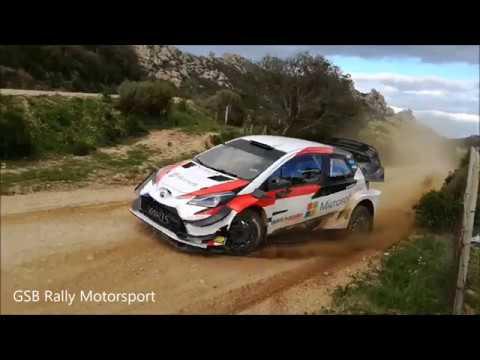 Test Pre Rally Argentina/Rally Italia Sardegna Ott Tanak-Martin Jarveoja PURE SOUND
