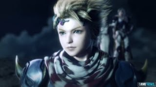 FINAL FANTASY 4 THE AFTER YEARS Trailer (TGS 2013)