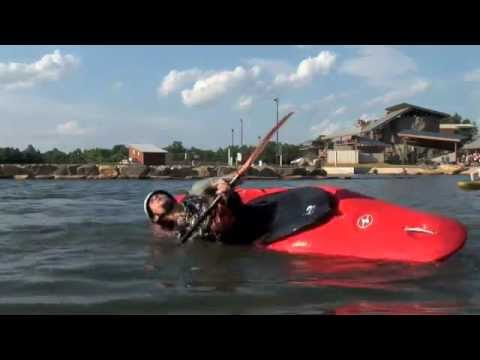 Kayak How To: Roll Troubleshooting