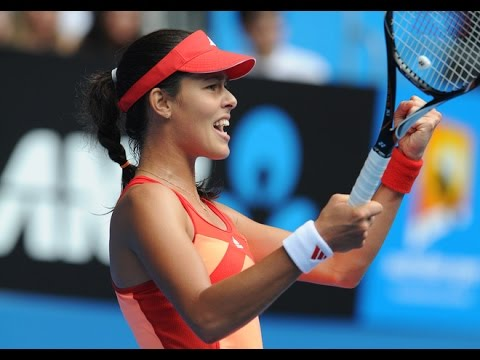 Ana Ivanovic vs Vania King Australian Open 2012 Highlights