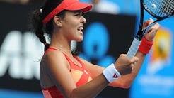 Ana Ivanovic vs Vania King Australian Open 2012 Highlights