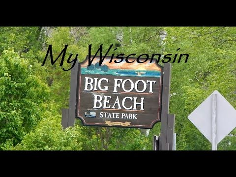 My Wisconsin Big Foot Beach State Park