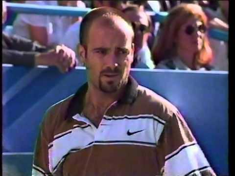 US Open coverage, September 10, 1995