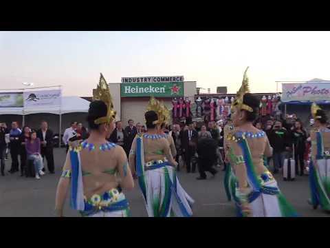 "Fresno New Year 2018 - Mulan Dance ""Amazing Love"" By SOUNDER!"