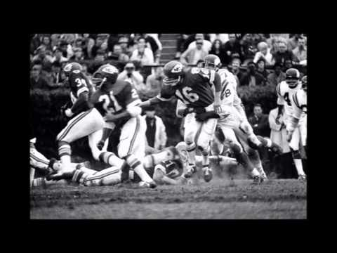 Mitch Holthus on working with Len Dawson