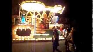 colyton carnival night parade vlog 60