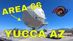 AREA 66 - YUCCA ARIZONA Route 66... Geodesic Dome