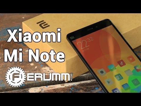 Xiaomi Mi Note обзор. Подробный и честный обзор Xiaomi Mi Note Black особенности от FERUMM.COM