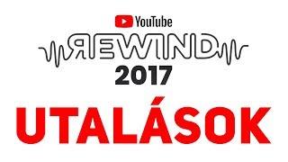 MINDEN UTALÁS a YouTube Rewind 2017-ben