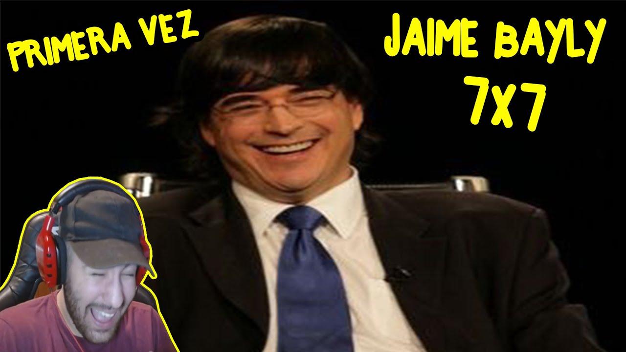 Reacciono A Los 7x7 De Jaime Bayly Por Primera Vez Reaccion Youtube Se destaca por su humor ácido y su escritura ágil, dinámica y entretenida. youtube