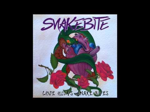 "Snakebite - ""Love Hurts...Snake Bites"" COMPLETE CD (BRC Records,2010)"