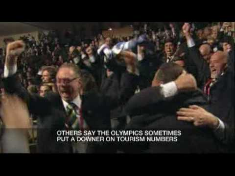 Inside Story - The Olympic games - 8 October 09