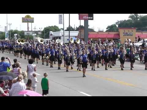 Millard Days Parade, Millard North High School Marching Band