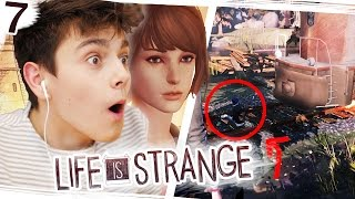 ROZJECHAŁ JĄ POCIĄG - Life is Strange #7