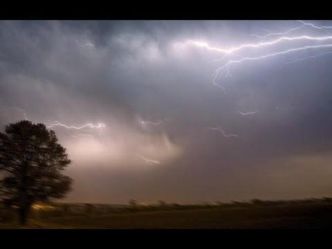 Lightning storm - South Africa