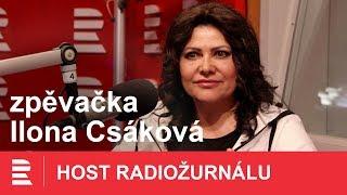 Ilona Csáková: Dnes žiju nudu v Brně, bulvár už nezajímám