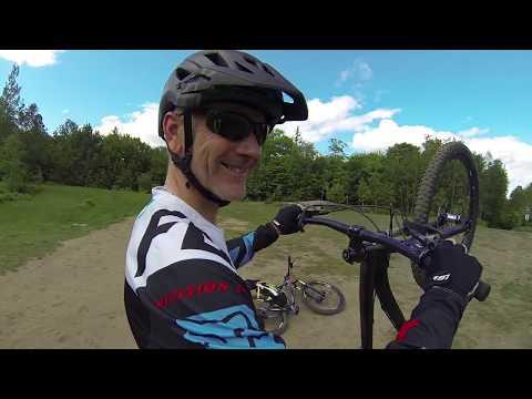 mountain bike chanteclerc
