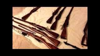 Mosin Nagant Rifles Crate Unboxing / Uncrating!