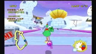 Looney Tunes Space Race PS2: The North Pole Star 1