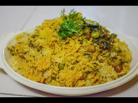 Masale Bhat | मसाले भात | MAHARASHTRIAN RECIPES | MARATHI RECIPE, My Video, My Channel