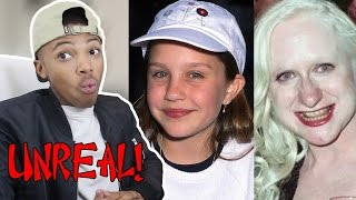 10 Cute Kids Who Aged Horribly Reaction