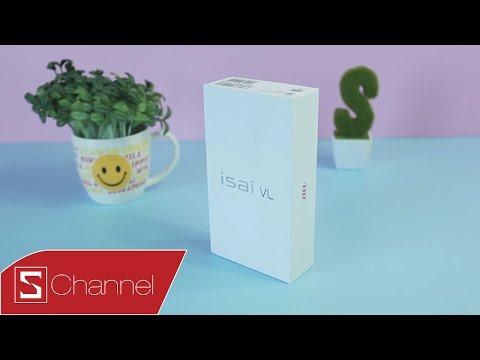 Schannel - Mở hộp ISAI VL thật là VL : 5.9 triệu có màn hình 2k, RAM 3GB, S801, chống nước ....