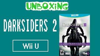UNBOXING!!! DARKSIDERS 2 (Nintendo Wii U)