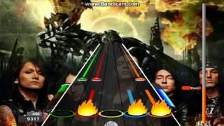 Guitar Flash Goodbye Agony - Black Veil Brides 100% Expert 30,092