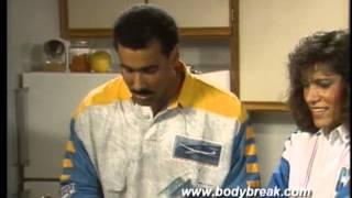 BodyBreak 90 sec Program Show #18 - Basketball - Honeydew Delight Recipe