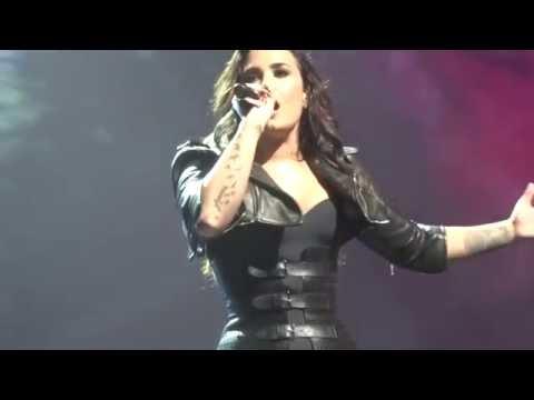 Demi Lovato - Lionheart Live - Future Now Tour - 8/18/16 - San Jose, CA - [HD]