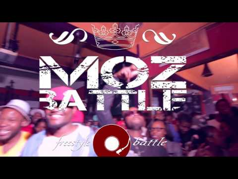 Moz - Battle ( Blunt Smoker & Rhymes P ) Mozambique, Maputo, Cplp, Palop