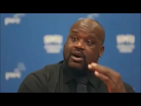 """Shaquille O'Neal: """"Donald Trump is a straight up guy"""""""