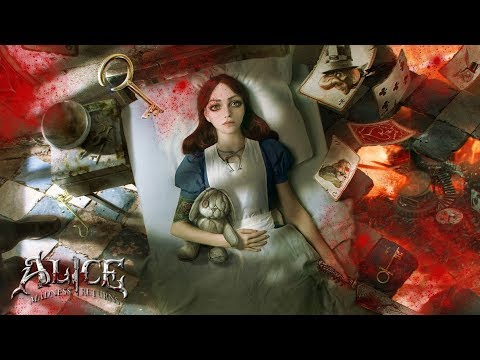 Алиса в стране чудес-кошмаров   Ego