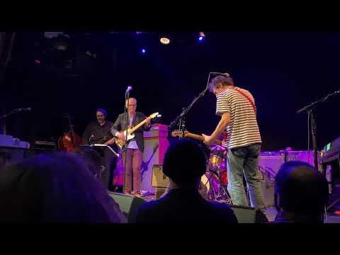 Yo La Tengo w/Bill Frisell | Little Eyes - Bowery Ballroom, NYC 12/29/2019