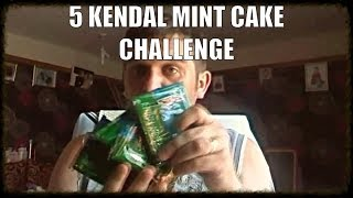 5 KENDAL MINT CAKE CHALLENGE | SUPERMADHOUSE83